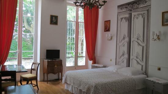Bastide de l'Etoile : chambre Garrigue