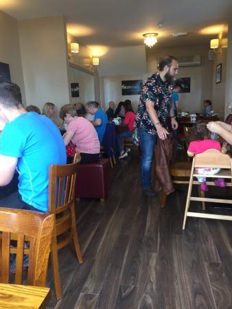 Niki's Kitchen Cafe : Lunch room