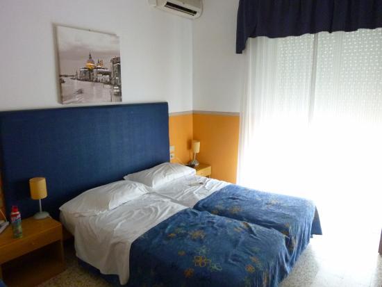 Hotel Danubio: szoba