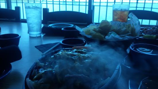 Los Cabos: Veg Sizzlers