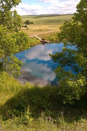 Samara Oblast, Russie: Голубое озеро, Самарская область