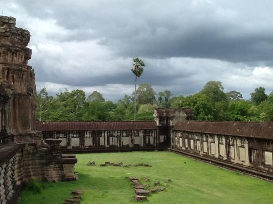 Cuisine Wat Damnak: A visiter les temples d'Angkor