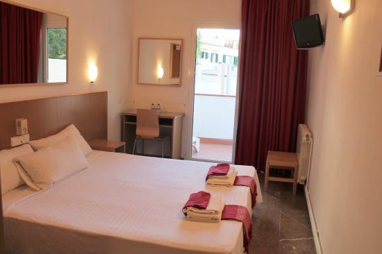 Hotel la caleta de Tamariu照片