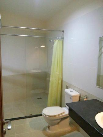 Sophia Sky Hotel: ванная стандарта