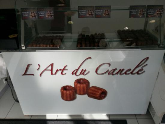 L'Art du Canele (Blanquefort) & ( Bruges)