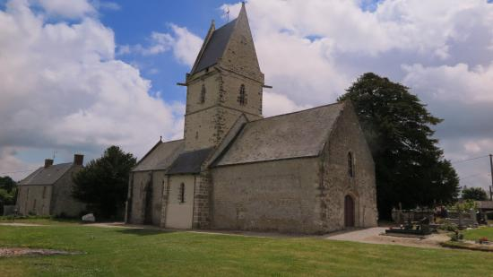 Church of Angoville-Au-Plain