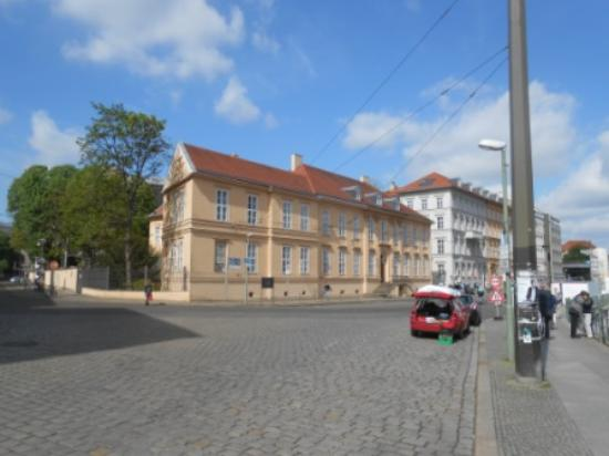 Berlin Urban Adventures: Near the Chancellors Residence