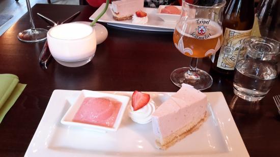 DroomHotel 't Heinenhoes: Een dessert
