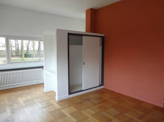 Am nagement chambre tage picture of villa savoye poissy tripadvisor - Amenagement chambre 12m2 ...