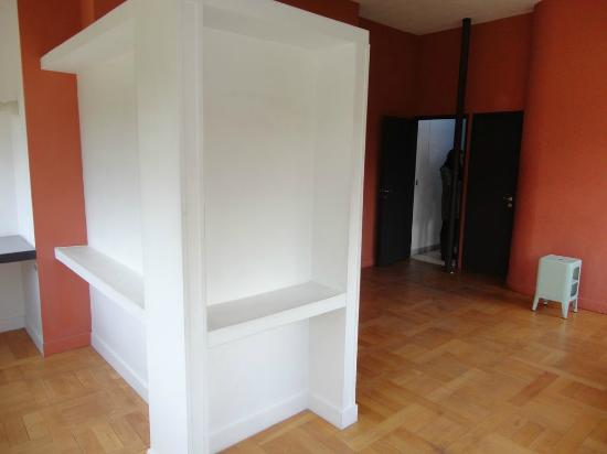 Salle de bains chambre de passage picture of villa - Salle de bain villa savoye ...