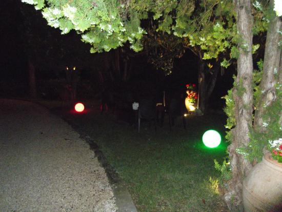 Villa Irene: Vialetto antistante l'ingresso