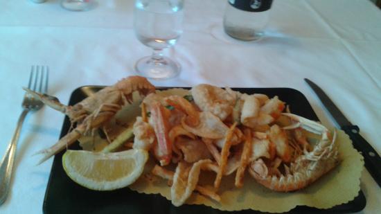 Bati Bati: seafoods
