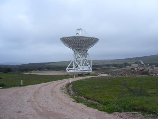 Szardínia, Olaszország: Sardinia Radio Telescope