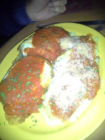 Billy S Italian Restaurant Old Forge
