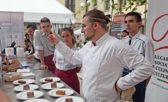 Bistro Europe: Filip Spasov master chef