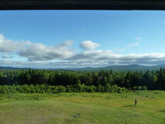 Kineo View Lodge: View from our room!