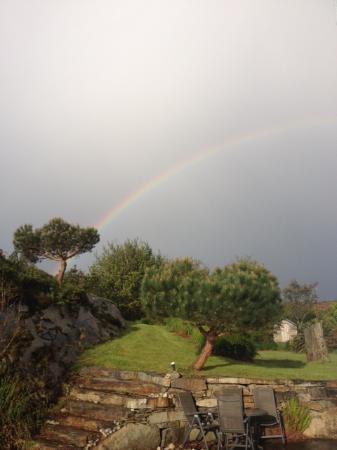 Rock Hill House : Cornelia's rainbow