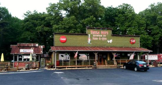 Uncle Gus's Mountain Pit Barbecue