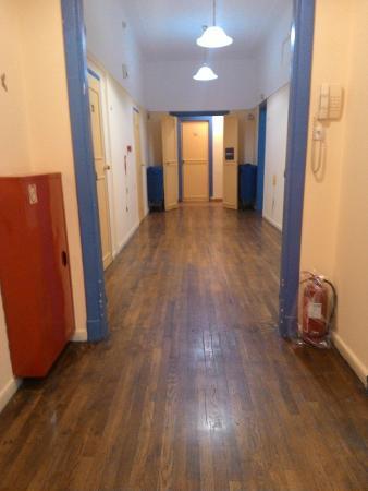 The Student & Travellers Inn : Hall