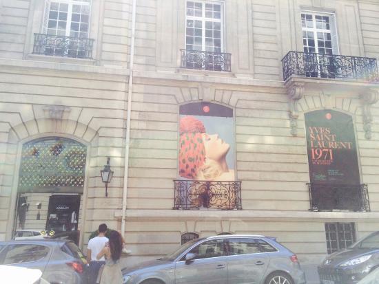 Fondation Pierre Bergé-Yves St. Laurent