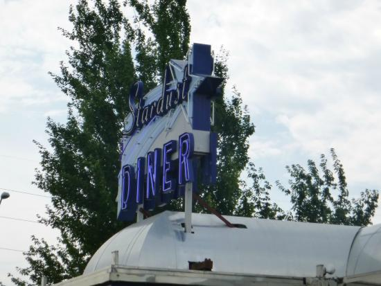 THE STARDUST DINER