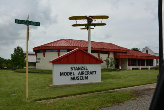 Schulenburg, טקסס: Stanzel Model Aircraft Museum