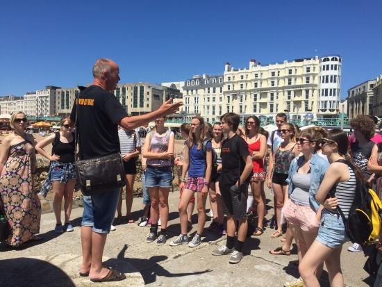 The Brighton Story Guided Walk