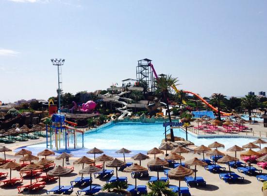 Basic Water Park Review of Aquarama Benicasim Spain TripAdvisor