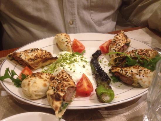 pistachio kebab review of ciya