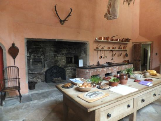 Buckland Abbey: Kitchens