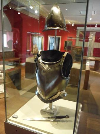 Buckland Abbey: Sir Francis Drake's body armour