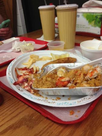 Lobster Pot Restaurant Bourne Ma