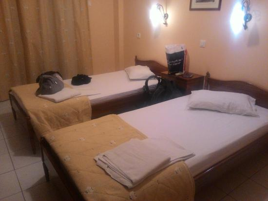 Hotel Mirabello: Bedroom