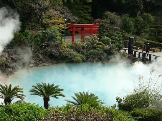 Bildergebnis für beppu onsen