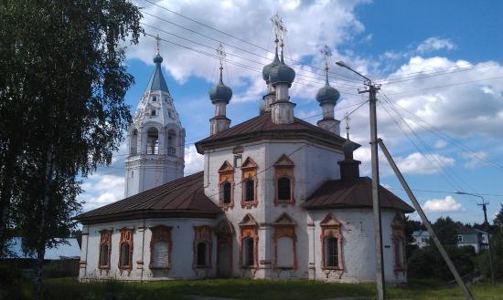 Church of the Annunciation of the Blessed Virgin: Церковь Благовещения Пресвятой Богородицы