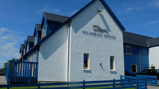 Hamersay House, Lochmaddy, North Uist