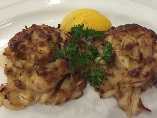 G M Restaurant Crab Cake Recipe