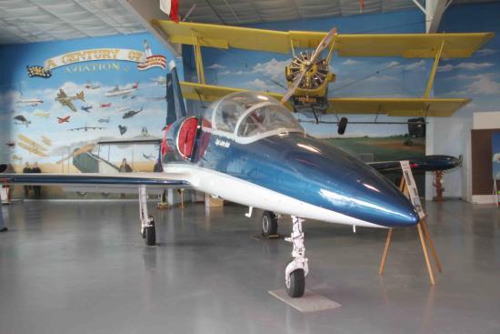 Fargo Air Museum: Aero L-39 Albatros