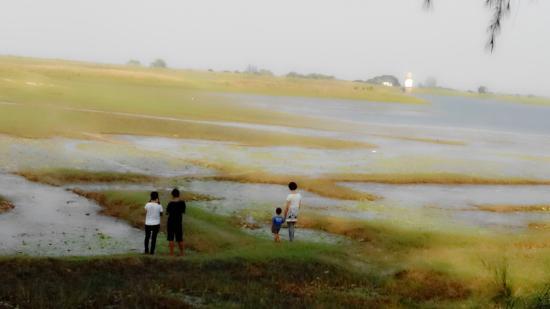 Sittwe, Myanmar: Kandawgyi Lake