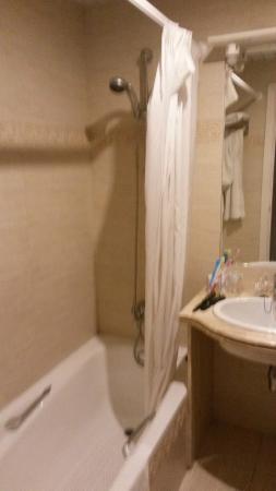 Los Jandalos Santa Maria: Interior del baño