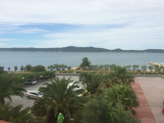 Villa Anton : view from terrace
