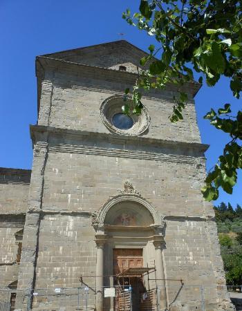 Santa Maria del Calcinaio : facciata