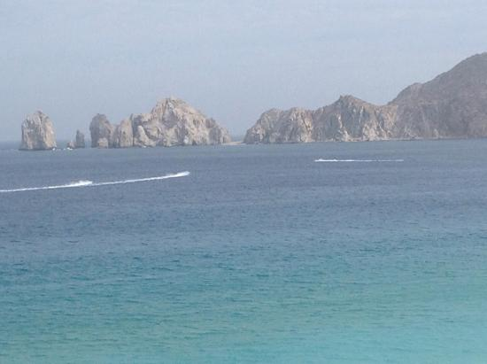 La Princesa Catamaran: Lands end