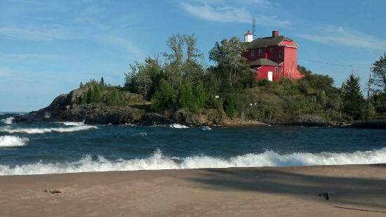 Marquette Maritime Museum: Guided tours of Marquette Harbor lighthouse available