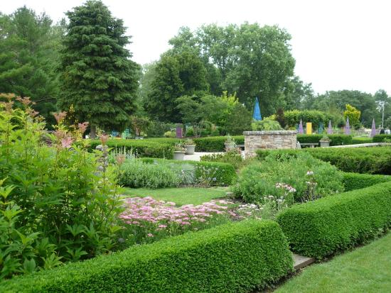 Garden View Picture Of Rotary Botanical Gardens