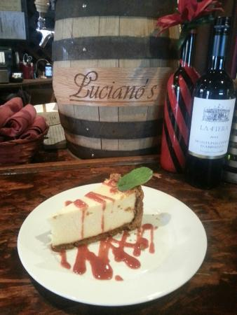 Italian Coconut Cream Cake Picture Of Luciano S Boise Tripadvisor