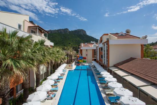 Iko Melisa Garden: pool