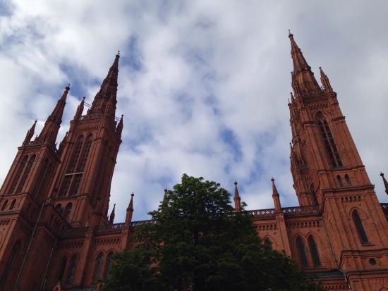 Wiesbaden, Germany: Wilhelmstrasse