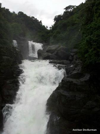Jowai, India: Bophill Falls
