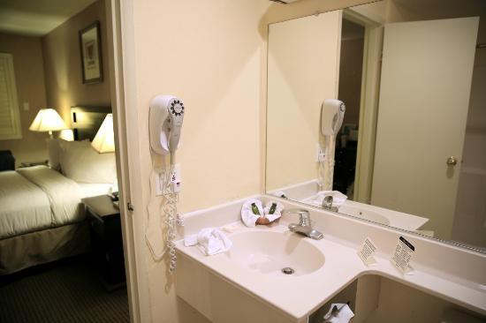 Hotel Solaire Los Angeles : Banheiro